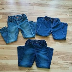 Old Navy Kids 3 PC Jeans